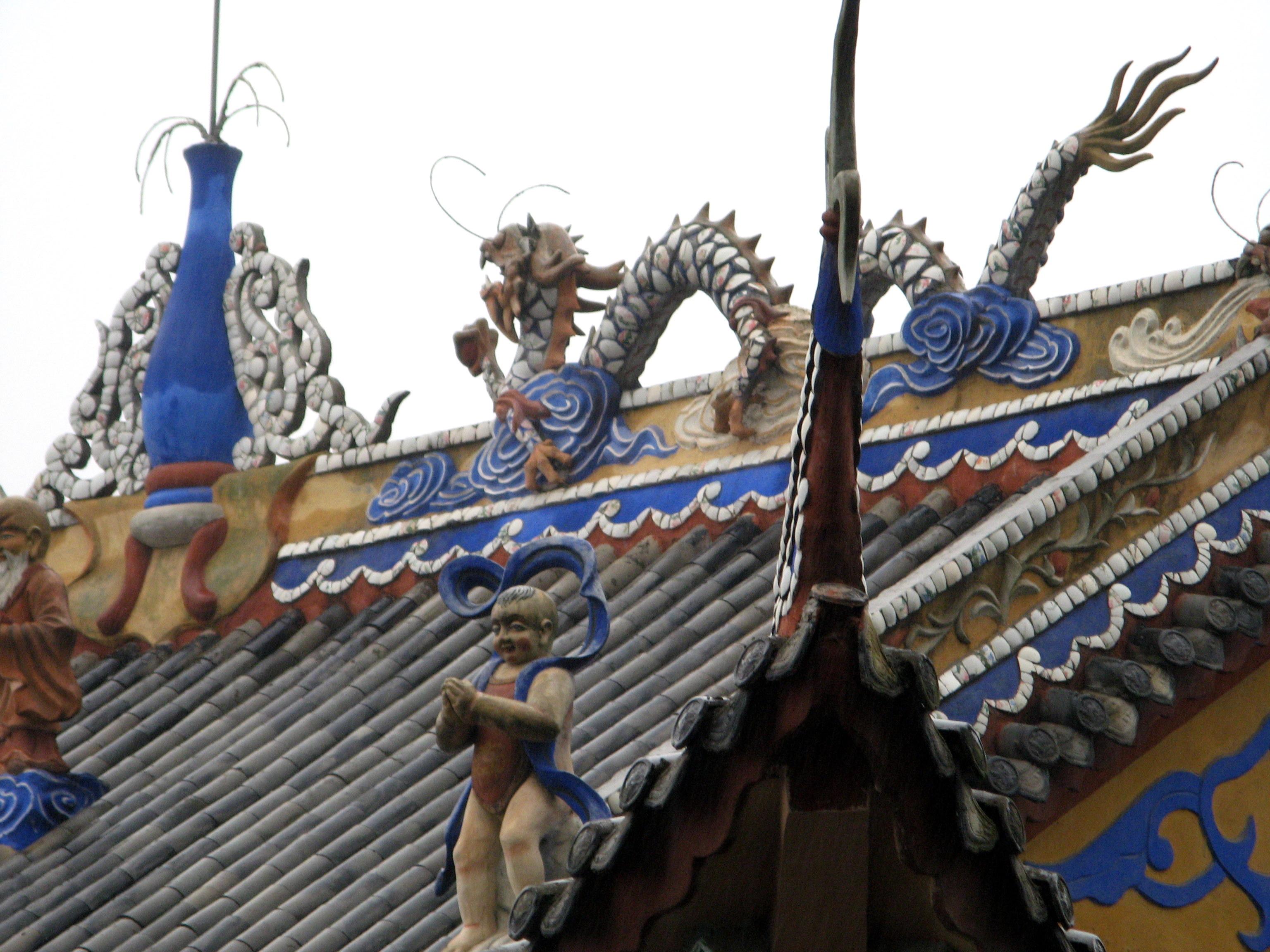 Mary S Ramblin S Tang Dynasty Temple Of Hell