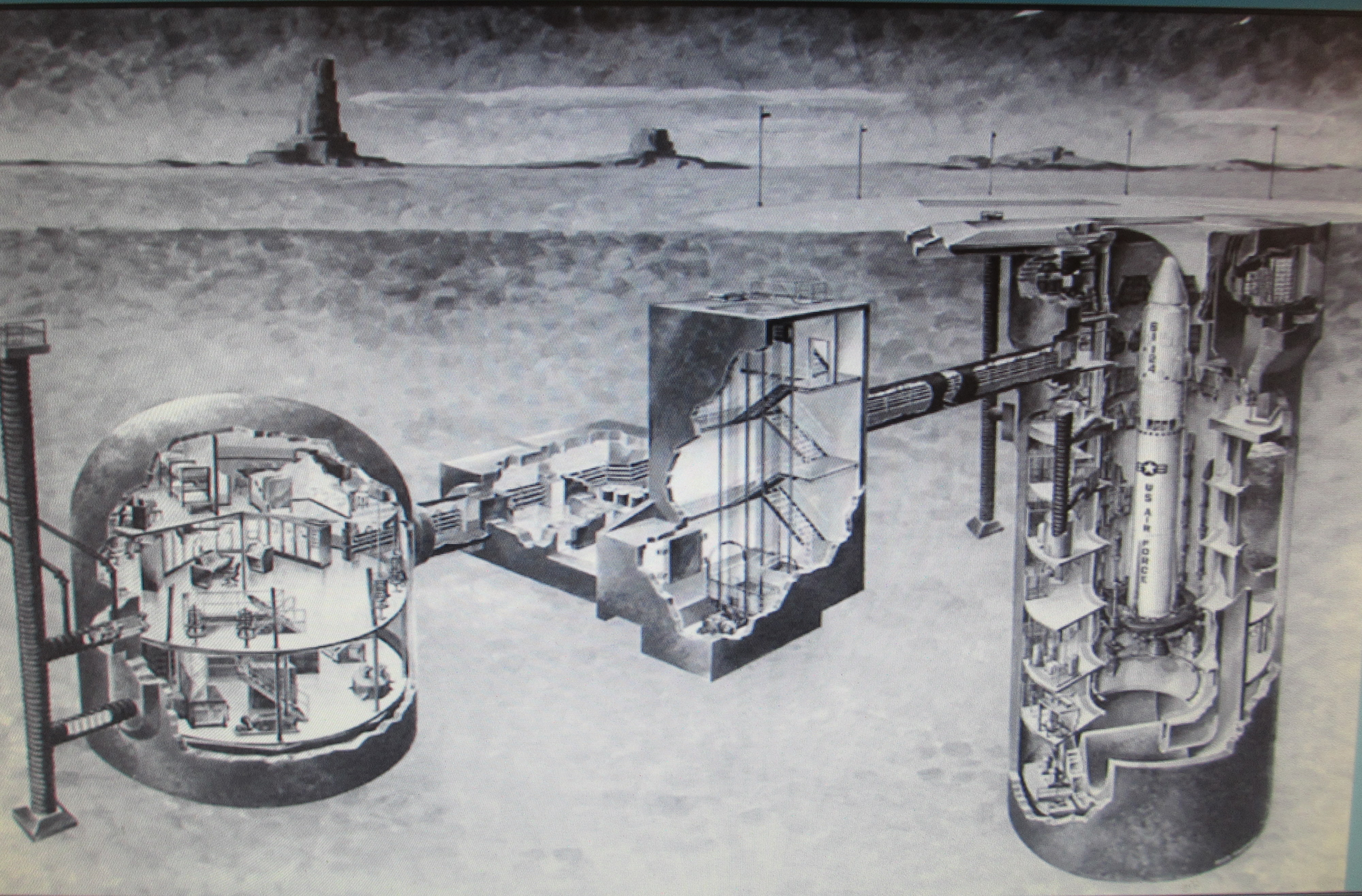 missile silos | Que Sera, Sera    Whatever Will Be, Will Be
