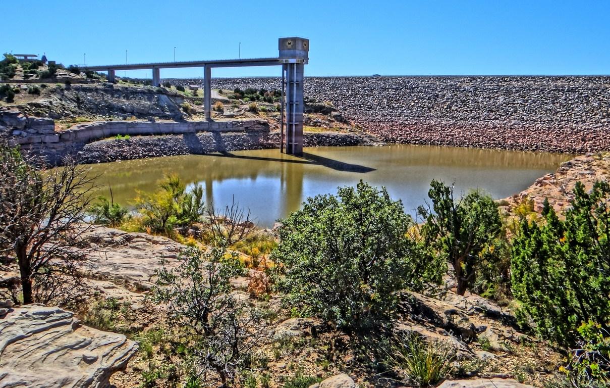 Santa Rosa Lake State Park New Mexico Day 2 Ramblin