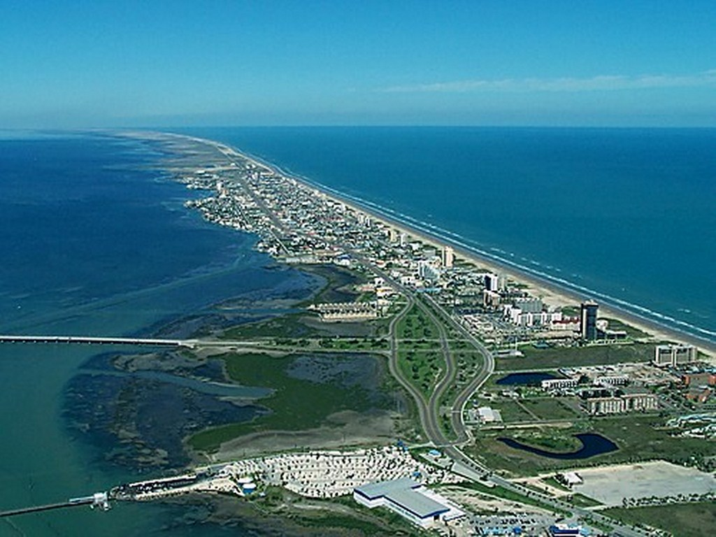 South Padre Island Texas Beach