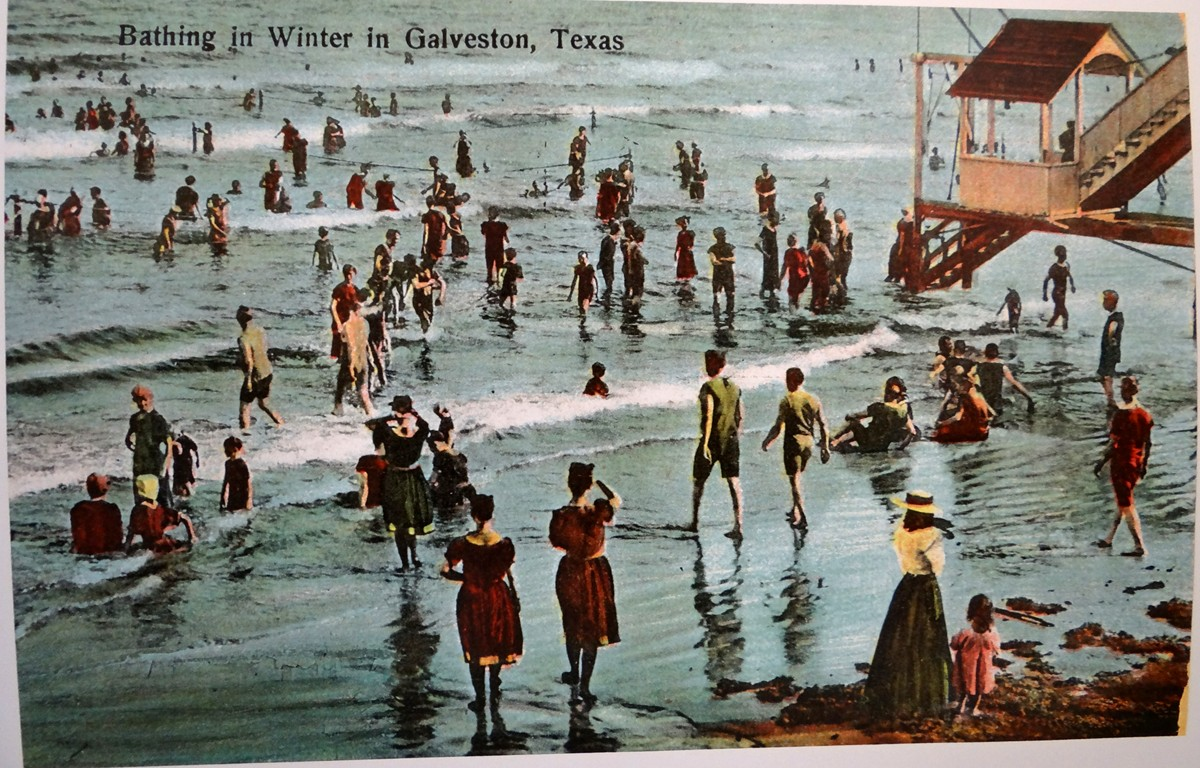 Galveston Hurricane Bodies