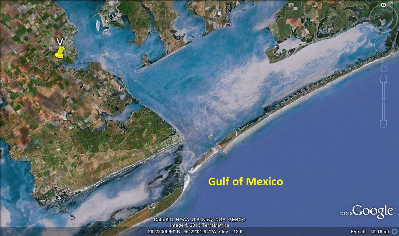 port lavaca  texas  u2013 day 1