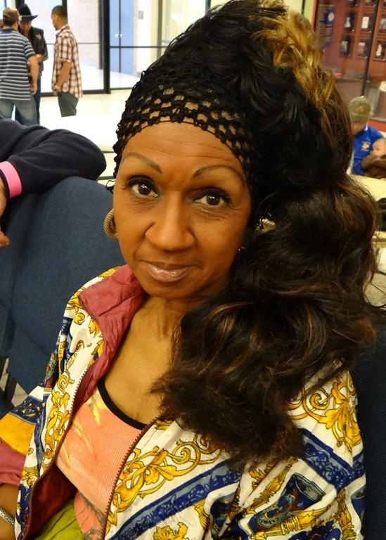 Pam, Hawiian nurse age 65