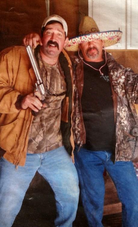 50 calibur Smith & Wesson, chrome