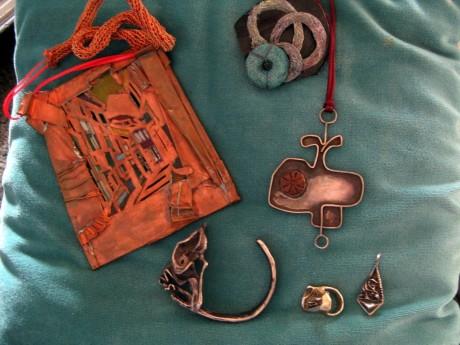 Peg (Coleman) Harrold's Jewelry