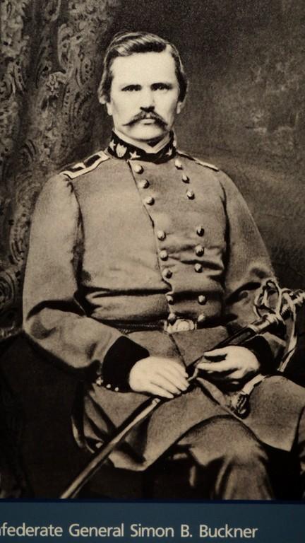 General Simon B. Buckner
