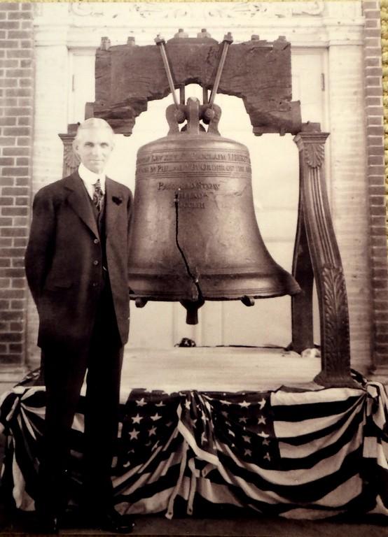 The Liberty Bell Museum Of Allentown Pa Que Sera Sera