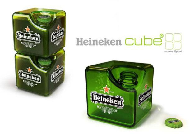 heineken-cube-square