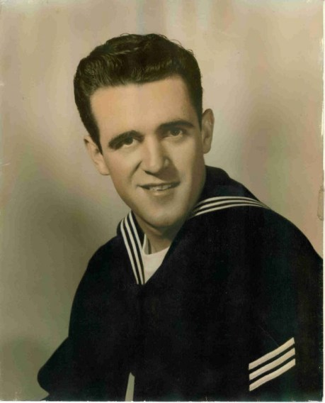 Sailor HJ Jaillet 1961