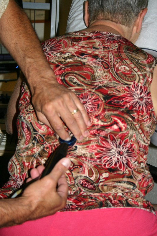 pro adjuster chiropractic machine