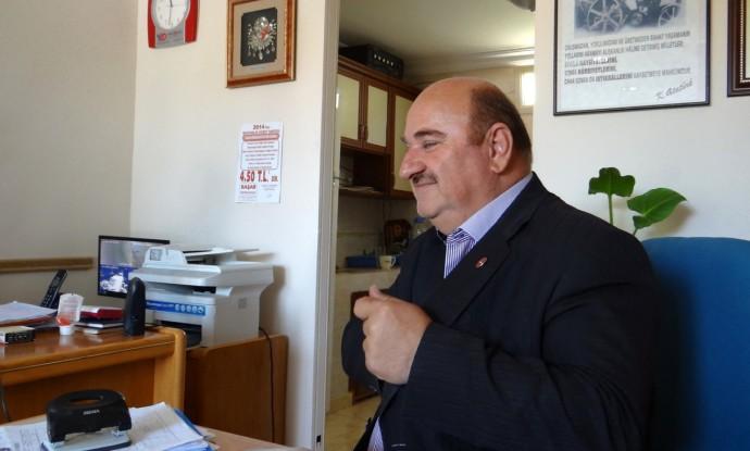meeting the mayor of Bragi