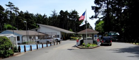 Thousand Trails Whalers Rest Rv Resort Newport Oregon