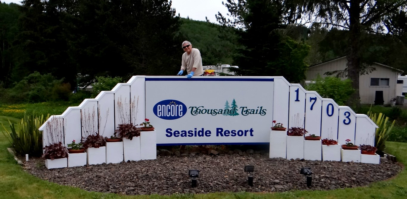 Thousand Trails Rv Resort Seaside Oregon Ramblin Man