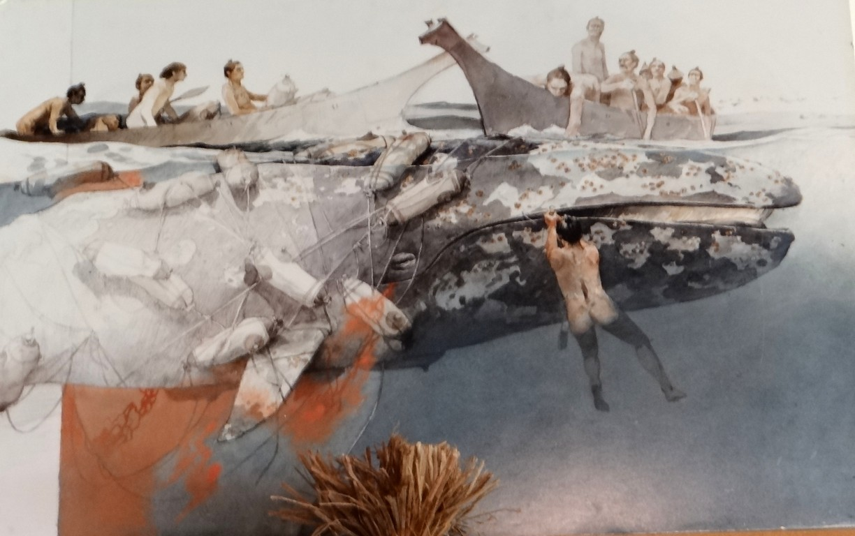 Whale killed by ship near Neah Bay now a harvest celebration as Makah Nation prepares feast