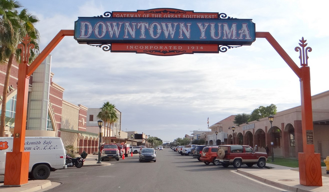 Image result for Yuma  , Arizona