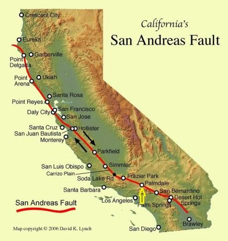 san-andreas-fault-mapa