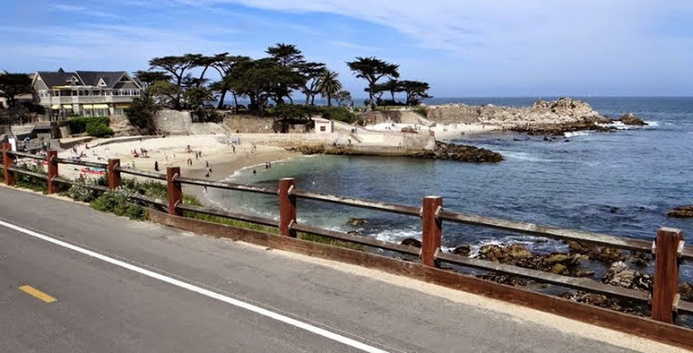 Lovers Point Park Pacific Grove California 1 Ramblin