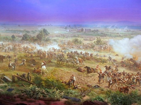 Gettysburg National Military Park 051710 010