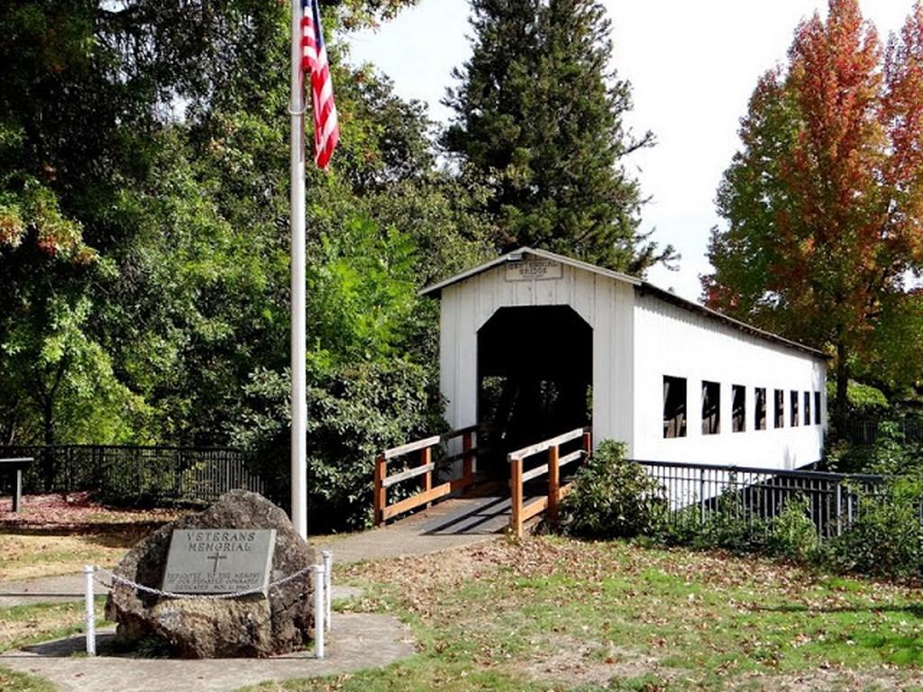 Cottage Grove Oregon Jim Jaillet