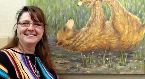 Meet the artist, Juliana Tillman