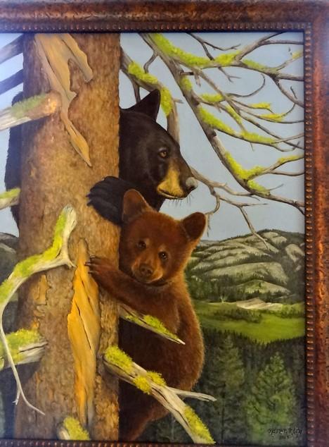 Bell Meadow Bears, Karen Nina Kling