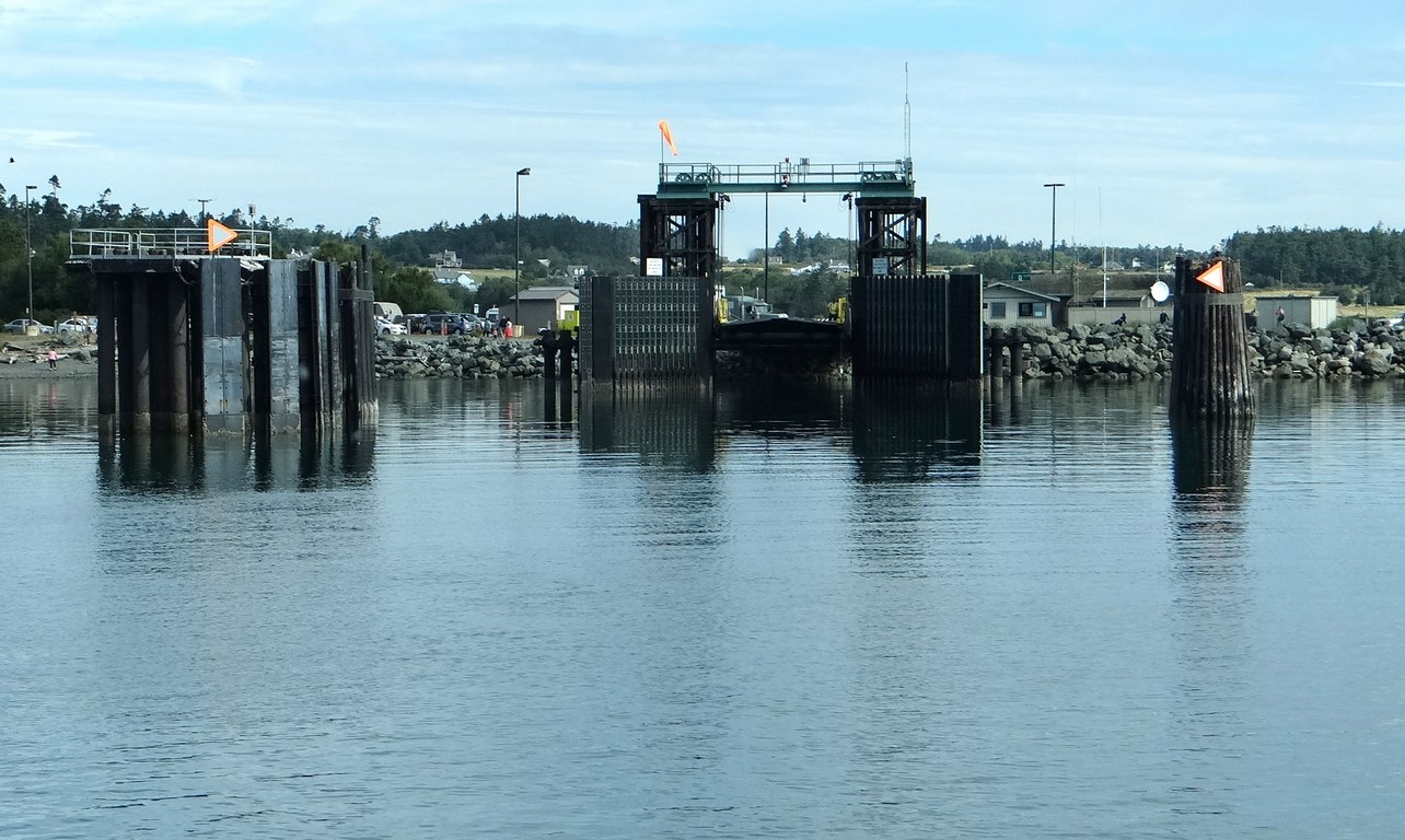 Port Townsend Via Ferry To Fort Casey State Park