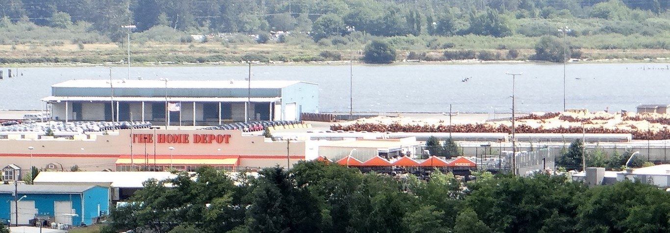 Hospital Hill Views Of Aberdeen/Hoquiam/Grays Harbor